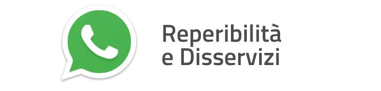 Reperibilità e disservizi